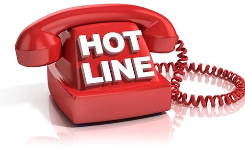 Công bố Hotline phản ánh về tình hình TTATGT