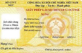 Thi bằng lái xe tại Việt Nam có