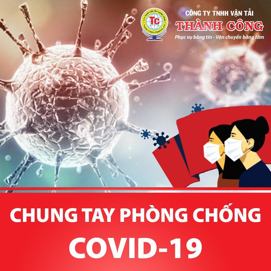 CHUNG TAY PHÒNG CHỐNG DỊCH COVID-19